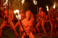 inlingua-Edinburgh-Blog-Post-Things-to-do-in-Edinburgh-Beltane-Fire-Festival-DANCERS-PERFORMS